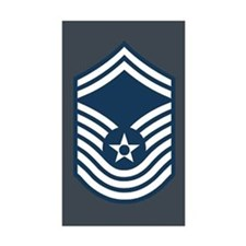 CMSgt Pre-1992 Stripes Sticker Ten Pack 2