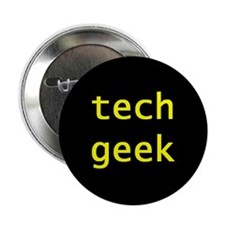"Unique Geeks technology 2.25"" Button"