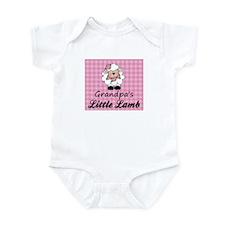 Grandpa's Little Lamb Onesie