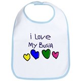 Cute Busia Bib