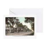 """Main Street"" Greeting Cards (Set of 10)"