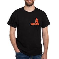 MDSA Black T-Shirt
