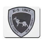 Hudson County K9 Mousepad