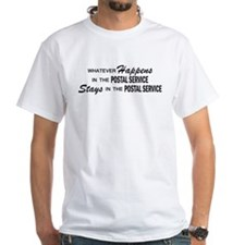 Whatever Happens - Polstal Service Shirt