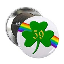 59th Shamrock Button