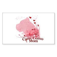 Cane Corso Mom Decal