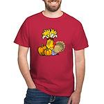 Thanksgiving Harvest Dark T-Shirt