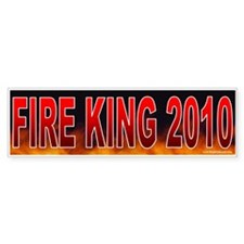 Fire Pete King! (sticker)