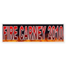 Fire Chris Carney! (sticker)