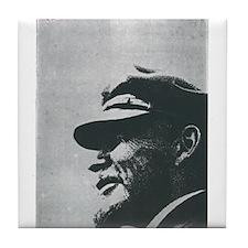 """Lenin"" Tile Coaster"