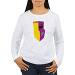 Acceptable in the 80's Women's Long Sleeve T-Shirt