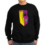 Acceptable in the 80's Sweatshirt (dark)