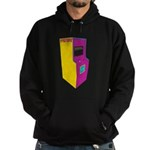 Acceptable in the 80's Hoodie (dark)