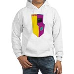 Acceptable in the 80's Hooded Sweatshirt