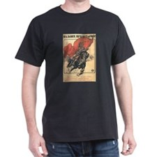 """""""Red Horseman"""" T-Shirt"""