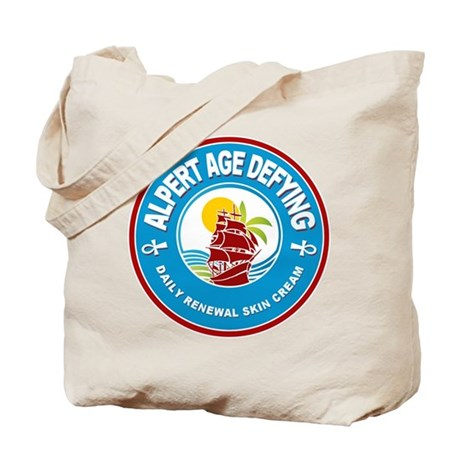 Alpert Age Defying LOST Tote Bag