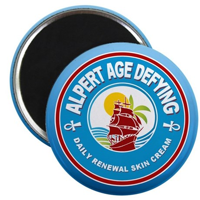Alpert Age Defying LOST Magnet