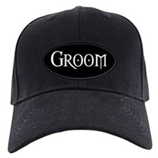 Groom Rocker Morph Baseball Cap