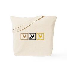 I Love Chicken Adobo Tote Bag