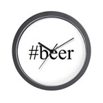 # beer Wall Clock