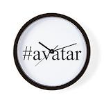 # avatar Wall Clock