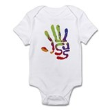 Funny Religious Infant Bodysuit