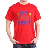 """It's Poker Night"" T-Shirt"