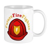 Future Fire Fighter Coffee Mug