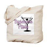 P Martini Bachelorette Party Tote Bag