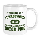 Motor Pool Mug (Green)