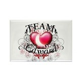 Team Edward Tribal Rectangle Magnet (100 pack)