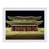 Calendar South Korea Wall Calendar