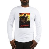&quot;Crossfire&quot; Long Sleeve T-Shirt