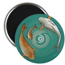 Fish Family Magnet