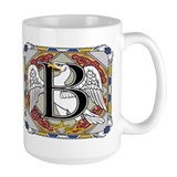 Celtic Eagle Art B Mug