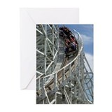 Roller Coaster Greeting Cards (Pk of 10)