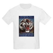 Vintage Circus Tiger T-Shirt