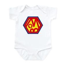 Super Mom Infant Bodysuit