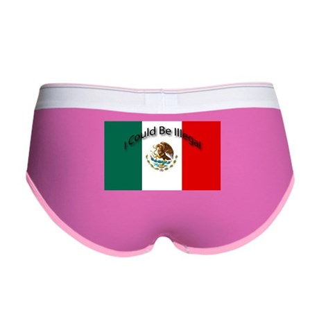 I Could Be Illegal Women's Boy Brief