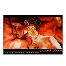 Greek Fire Postcards (Package of 8)
