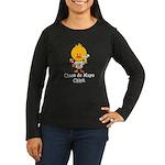 Cinco de Mayo Chick Women's Long Sleeve Dark T-Shi