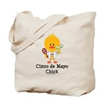 Cinco de Mayo Chick Tote Bag