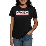 Police State Women's Dark T-Shirt