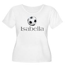 Isabella Soccer T-Shirt