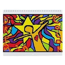Wall Calendar-Artistic