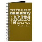 The Alibi of Tyrants Journal