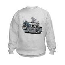 Goldwing Silver Bike Sweatshirt