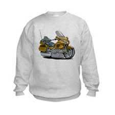 Goldwing Gold Bike Sweatshirt