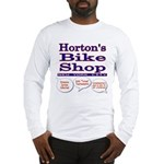 Horton's Bike Shop Long Sleeve T-Shirt