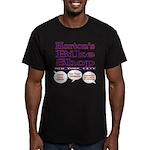 Horton's Bike Shop Men's Fitted T-Shirt (dark)